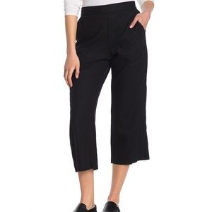 🎁2 for $25🎁 Nordstrom Linen Black Crop Pants